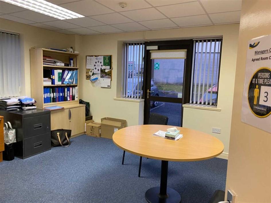 Unit C2 & Unit C3 Kildare Business Park, Meiltta Road, Kildare, Co. Kildare.