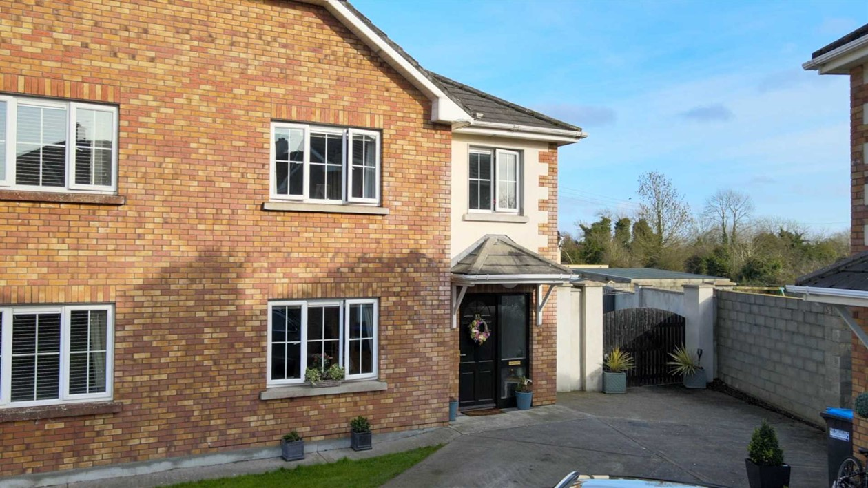 33 Davitt Court, Mountmellick, Co. Laois