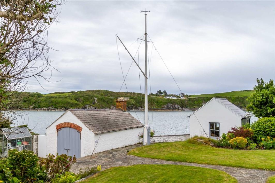 The Rocket House, Castletownshend, P81 D628
