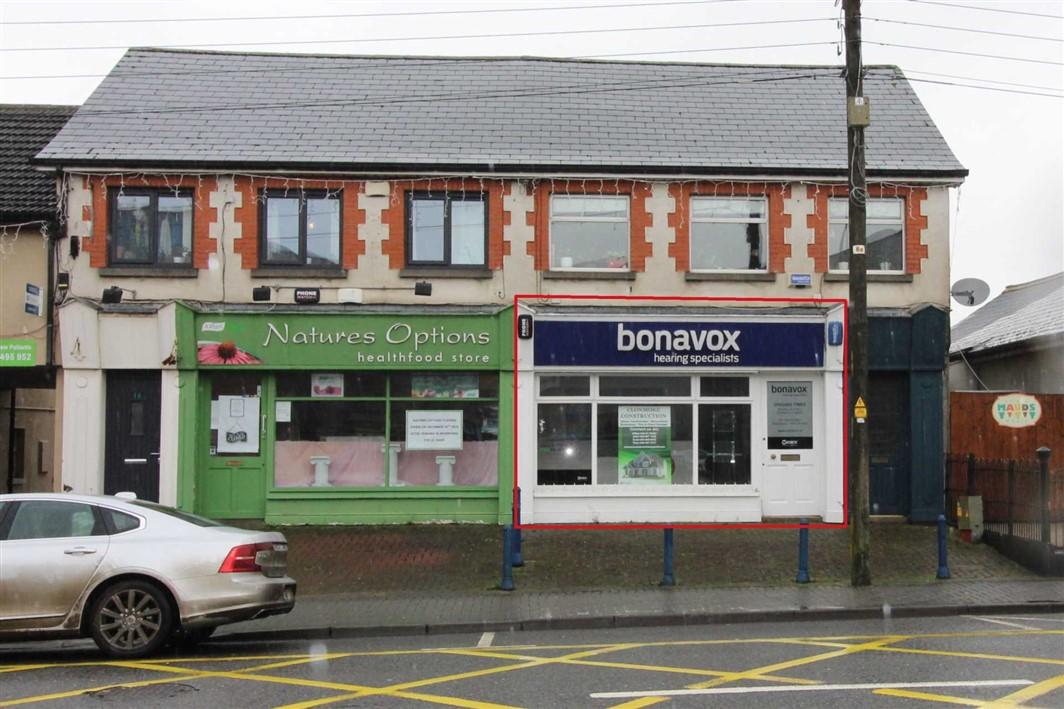 Centrally Positioned Commercial Unit, Moorefield Road, Newbridge, Co. Kildare