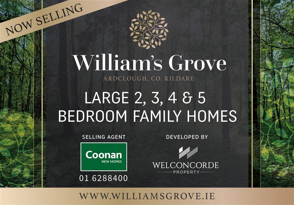 William's Grove, Ardclough, Straffan, Kildare