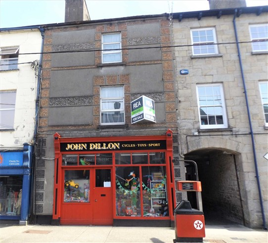 Bedrooms in Dillon`s, Main Street, Roscrea, Tipperary., Tipperary, Tipperary - Commercial.ie