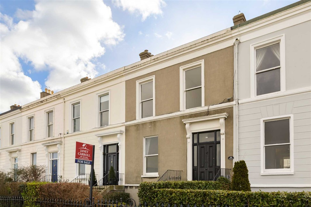 24 Idrone Terrace, Blackrock, County Dublin