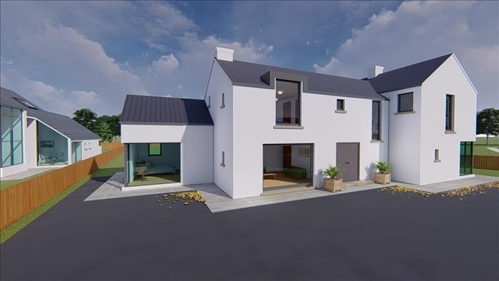Fully Serviced Sites, Type C, Irishtown