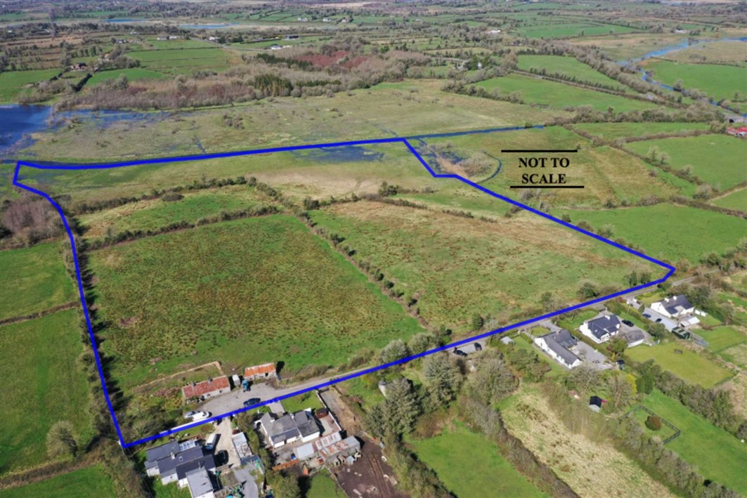 Cloonslanor, Strokestown, Co. Roscommon (Short Term Letting until 1st March 2022)