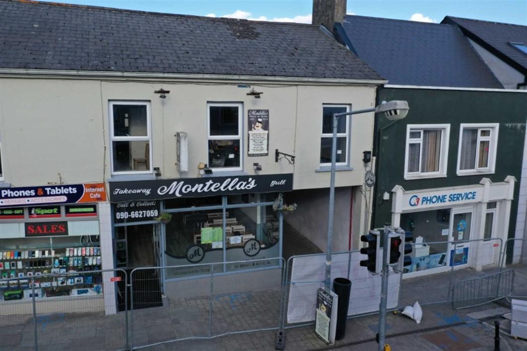 Main Street, Roscommon Town, F42 EF82