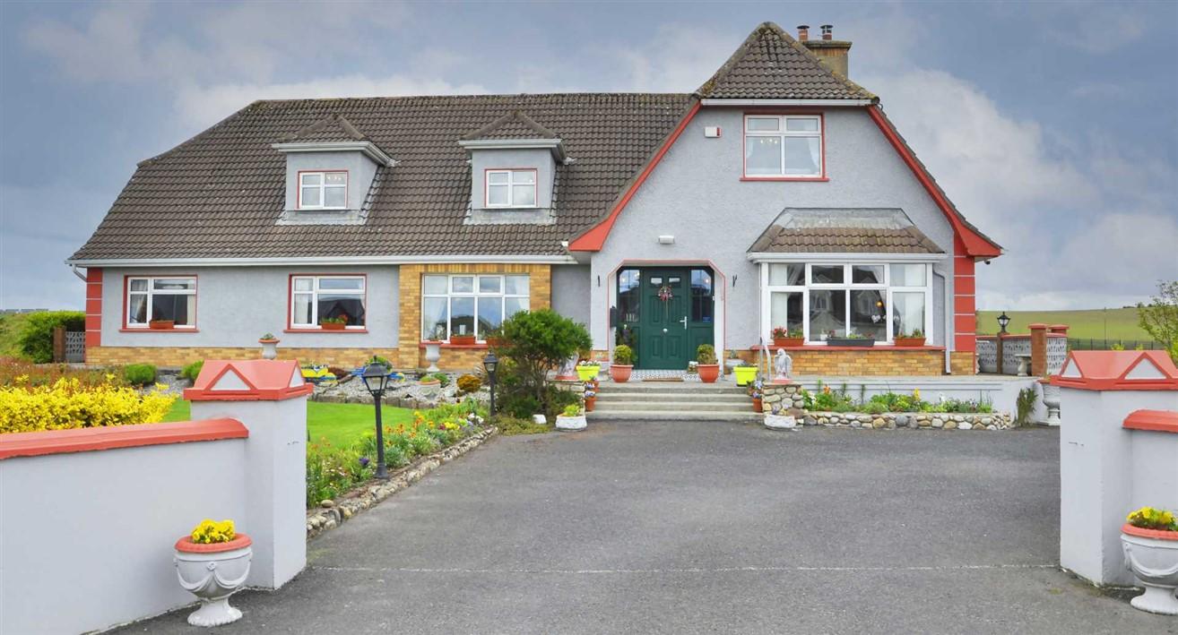 Eagle Heights B&B, Muckduff, Enniscrone, Co. Sligo, F26 V020