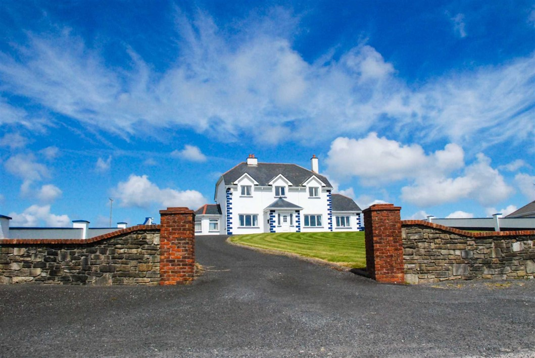 White House, Toorglass West, Belmullet, Co.Mayo, F26 CX97