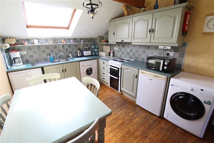 Bedrooms in Atlantic View Cottages, Doolin, Clare, Clare - Commercial.ie