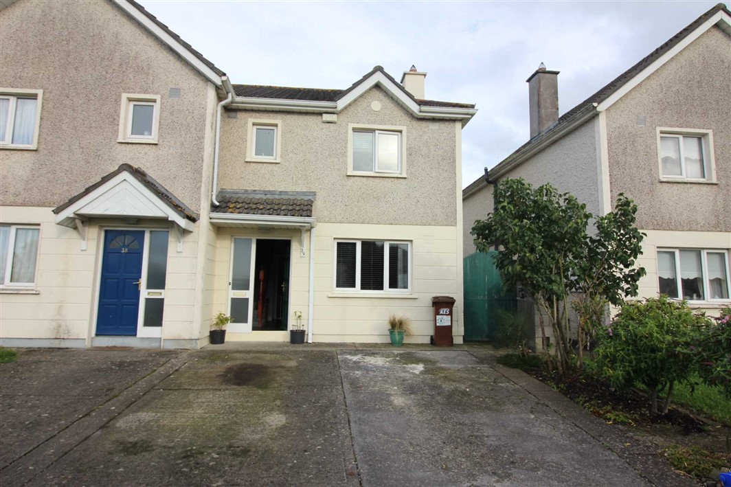 39 Friars Green, Tullow Rd, Carlow,