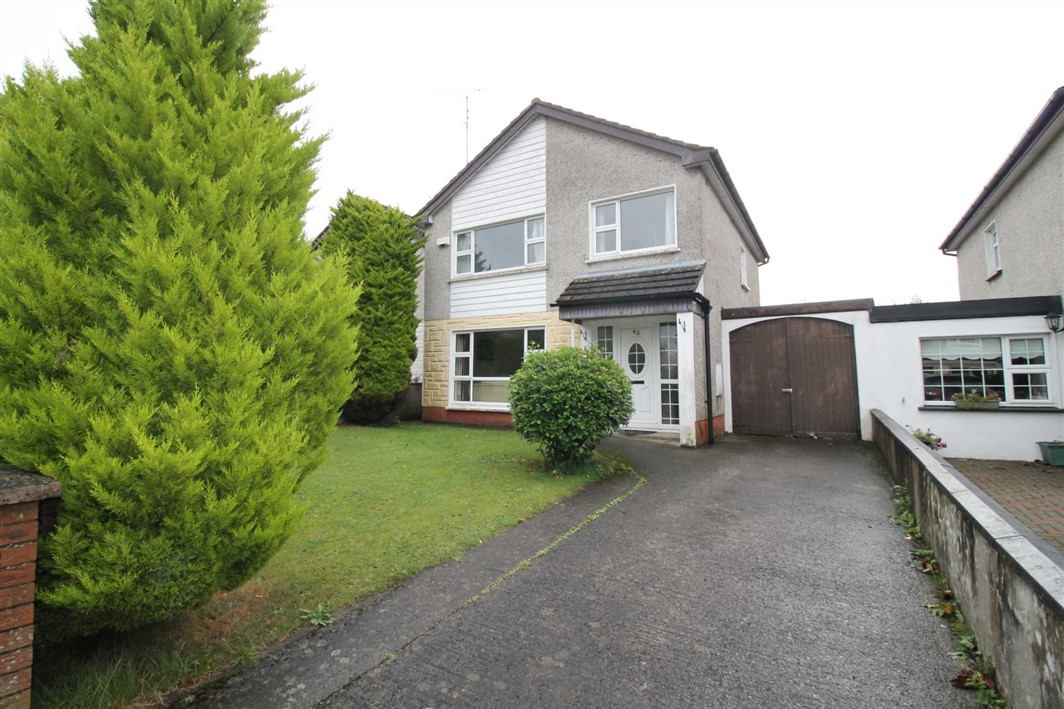 43 Parkview, Athboy