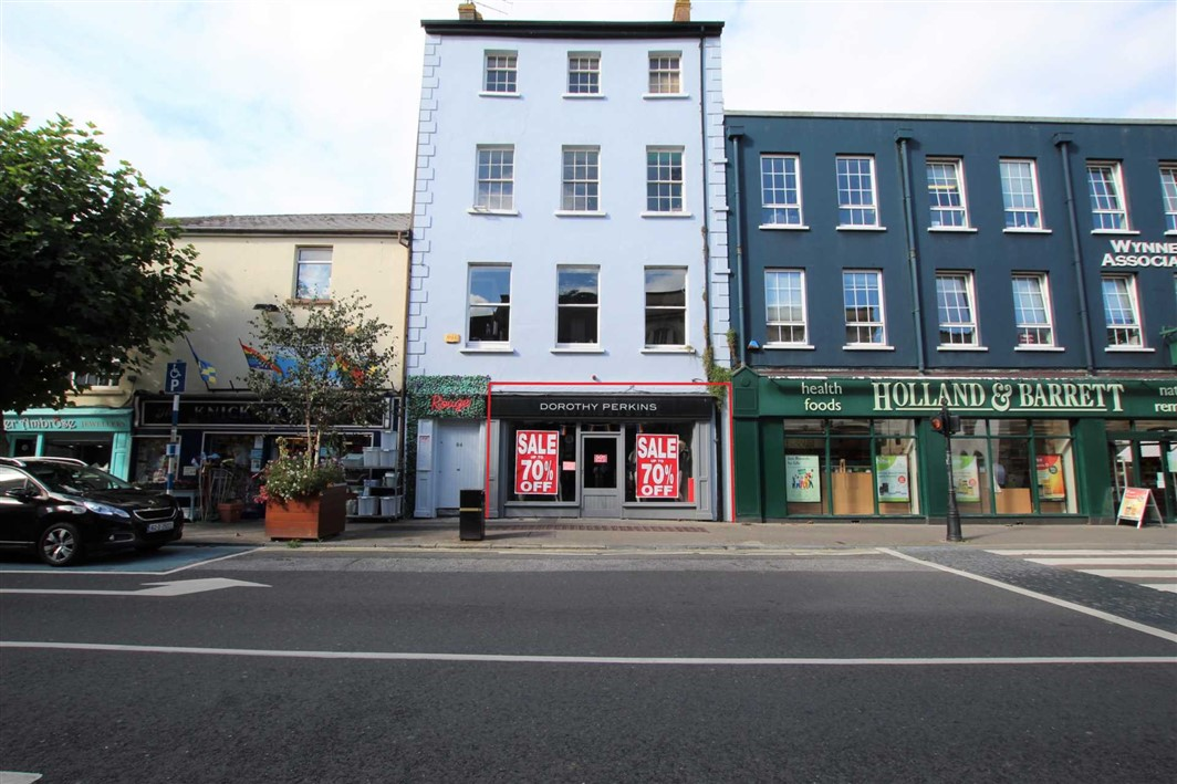 84 O'Connell Street, Clonmel, E91 HC04