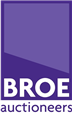 Broe auctioneers License No: 001123
